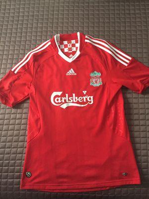 2011-2012 season Liverpool Lucas Leiva jersey for Sale in Vienna, VA
