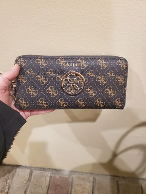 Guess wallet-brown , brand new for Sale in Broomfield, CO