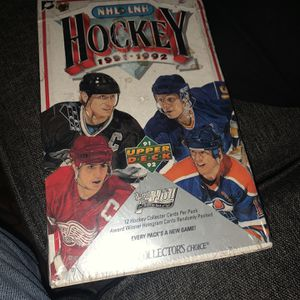 NHL Hockey 91/92 Collectors Set Cards for Sale in National City, CA