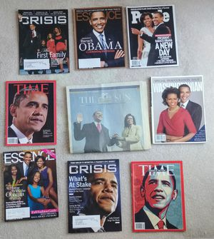 Obama Magazines for Sale in Lochearn, MD