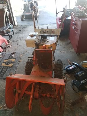 snow blower for Sale in Providence, RI