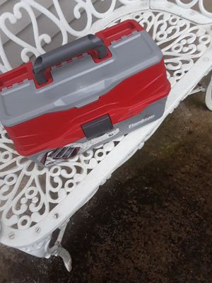 Fishing tackle box for Sale in Vancouver, WA