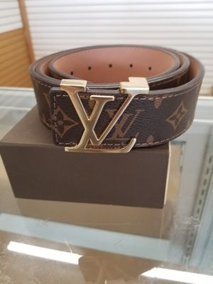 Louis Vuitton Belt/ All Sizes for Sale in WARRENSVL HTS, OH