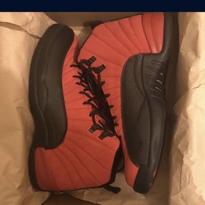 Jordan Retro 12s Reverse Flu Games for Sale in Graham, NC