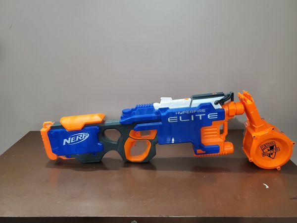 Nerf Elite Hyper Fire + 200 darts