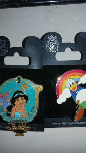Disney pins for Sale in Spring Hill, FL