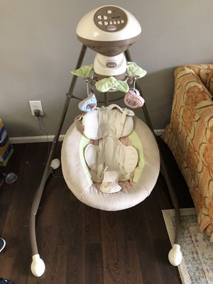 Fisher price swing for Sale in OR, US