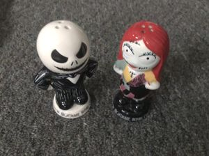 The Nightmare Before Christmas Salt and Pepper Shakers for Sale in Oakley, CA