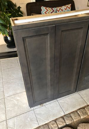 Cabinets, two upper cabinets for Sale in El Cajon, CA