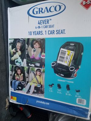 Graco 4EVER car seat for Sale in Greenville, SC
