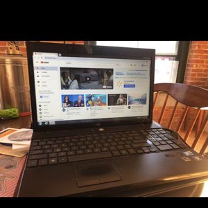 hp laptop for Sale in North Andover, MA
