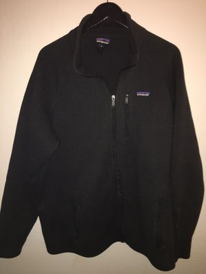 Patagonia Mens Better Sweater Fleece Jacket Size XXL for Sale in Alameda, CA