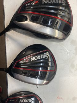 Srixon Z785 Driver , 3 Wood , Hybrid for Sale in Rancho Cucamonga,  CA