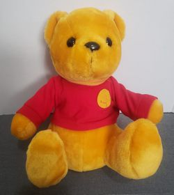 Vintage Pooh Bear Plush 13 in.  for Sale in Lawndale, CA