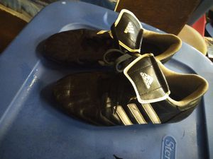 """"""" SIZE 5.5 ADIDAS SOCCER SHOES"""" for Sale in NEW CUMBERLND, PA"""