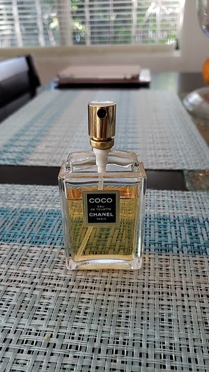 Coco chanel paris perfume for Sale in Lincoln Acres, CA
