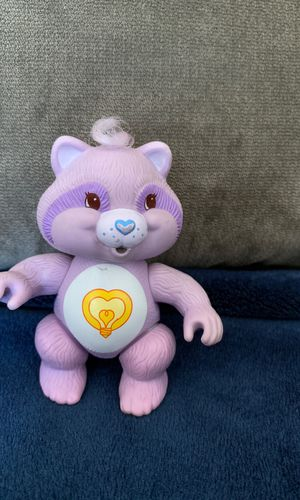 Care bear raccoon collectible for Sale for sale  West Covina, CA