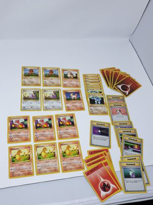 LOT OF SHADOWLESS POKEMO CARDS for Sale in Washington, DC