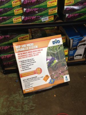 Dig drip and micro sprinkler system for Sale in Phoenix, AZ
