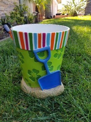 Flower Pot - Sand Bucket for Sale in Lemon Grove, CA