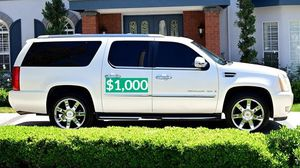 💲1OOO 2OO8 Cadillac Escalade very strong for Sale in Orlando, FL