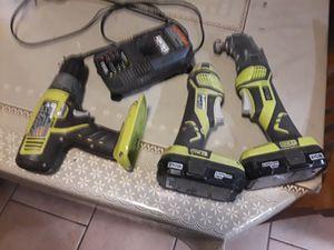 Ryobi tools for Sale in Phoenix, AZ