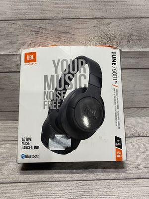 JBL Tune 750BT Bluetooth Headphones for Sale in Glassboro, NJ