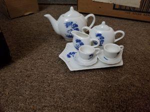 Mini China tea set ($5 each) for Sale in Fairfax, VA