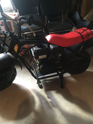 Motovox minibike upgraded engine for Sale in Plainfield, IL