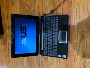 Used ASUS Eee pc 1000HE intel atom n280 2gb ram and ssd for Sale in Portland, OR