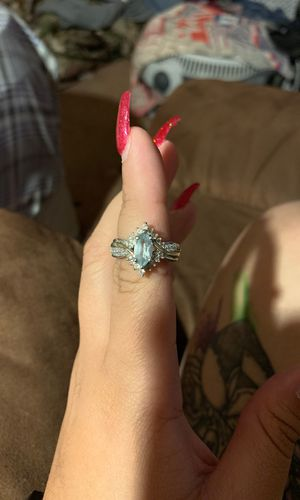 Womans wedding ring size 7 for Sale in El Paso, TX