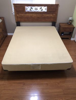 Queen Bedroom Set for Sale in Carol Stream, IL