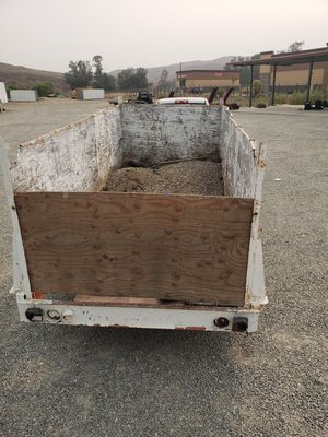 Utility trailer for Sale in Colton, CA