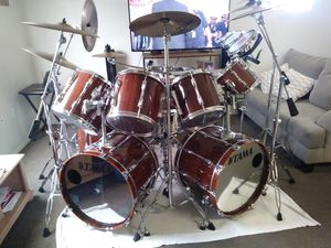 $7000 OBO DRUM SET TAMA ARTSTAR for Sale in Albuquerque, NM