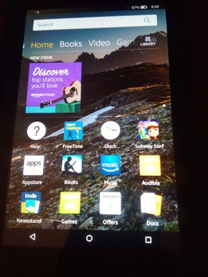 Kindle fire tablet for Sale in Greenwood, IN