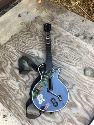 Guitar hero les Paul for Sale in Marina del Rey, CA