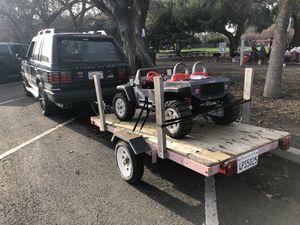 Cargo Trailer, Utility Trailer, Trailer for Sale in Hayward, CA