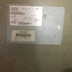 8E0035593P 12 Audi A3 Sirius Satellite Receiver for Sale in West Hollywood,  CA