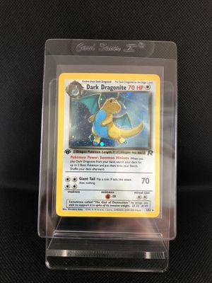 Pokemon Cards - 1st Edition - Rocket - Dark Dragonite for Sale in Winter Garden, FL
