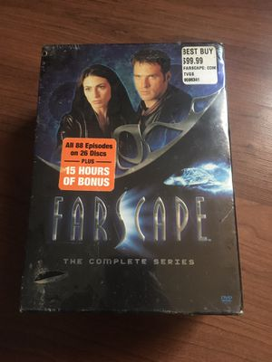 Farscape the complete series Dvd for Sale in Arlington, TX