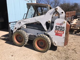 Bobcat S205 Skidsteer for Sale in Winters,  TX