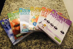 9th Edition Examkrackers MCAT Complete Study Package for Sale in Columbia, MO