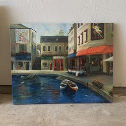 World market cafe artwork for Sale in McKinney,  TX