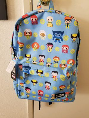 X-men chibi backpack lounge fly brand new for Sale in Chino, CA