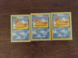 First pokemon set rare cards, misprints, and variations for Sale in Eldersburg, MD