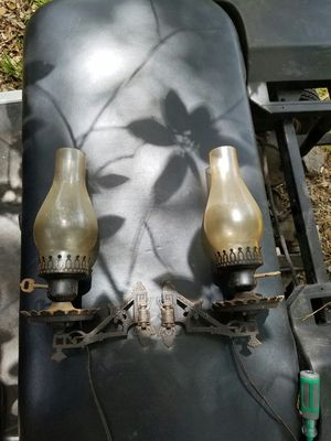Antique wall lamps for Sale in Miami, FL