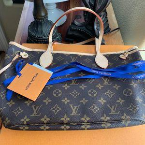 Louis Vuitton Neverfull MM Handbag for Sale in Houston, TX