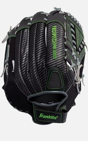 """Franklin Fastpitch Softball Glove 11"""" Pro Series Green/Grey Durabond NEW for Sale in Winter Garden, FL"""