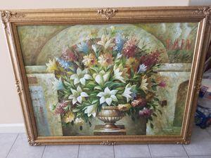 big frame art for Sale in West Palm Beach, FL