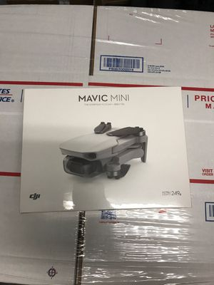 NEW sealed DJI Mavic mini drone 400$ firm!! for Sale in Ives Estates, FL